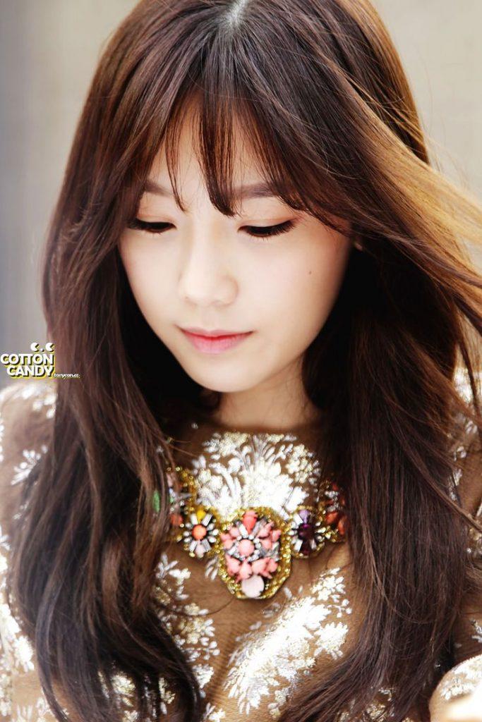 Swell See Through Bangs Kpop Korean Hair And Style Short Hairstyles Gunalazisus