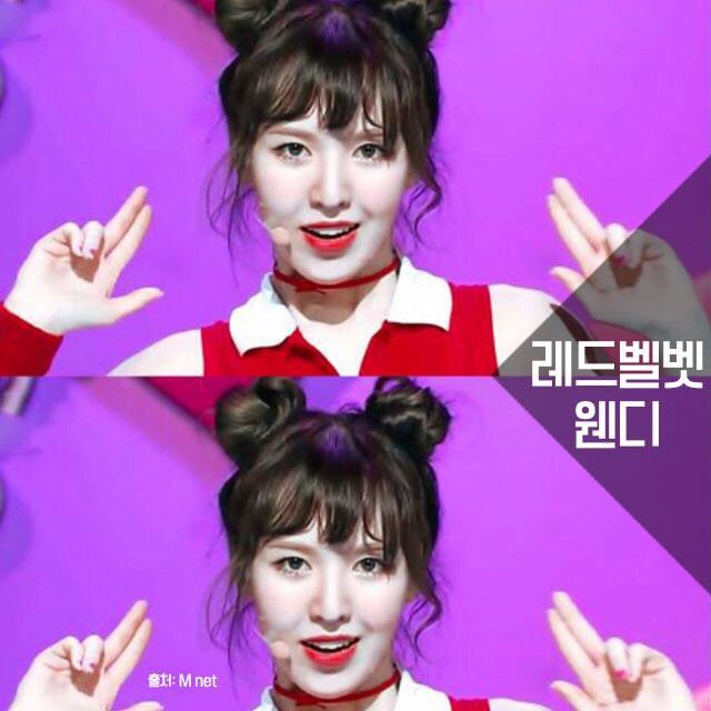 kpop girl group idol hairstyles red velvet wendy idol hair trends for girls women spacebuns kpopstuff