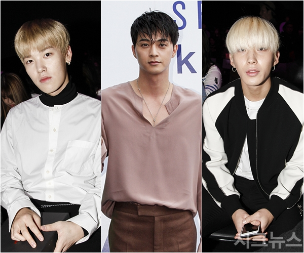 Seoul Fashion Week Hairstyles Kpop Korean Hair And Style