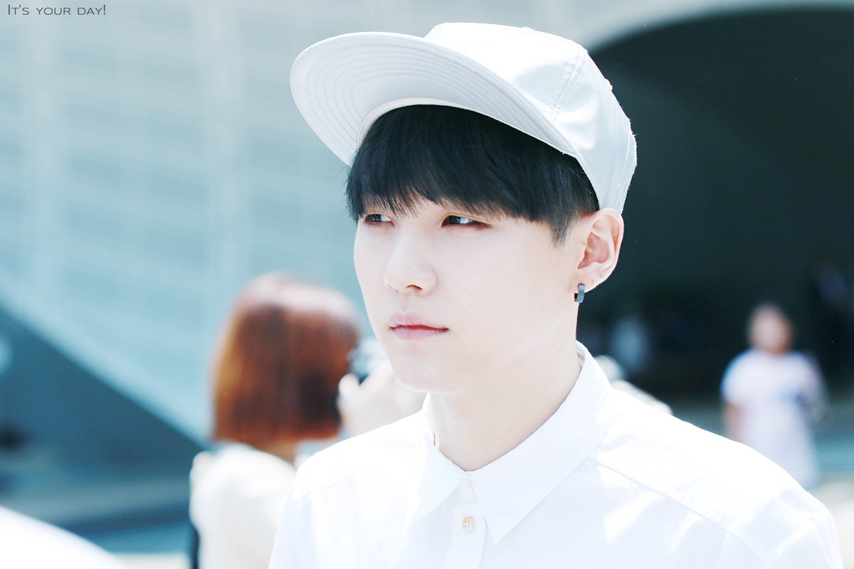Korean Kpop Boy Group Band Bangtan Boys Bts Idol Suga Natural