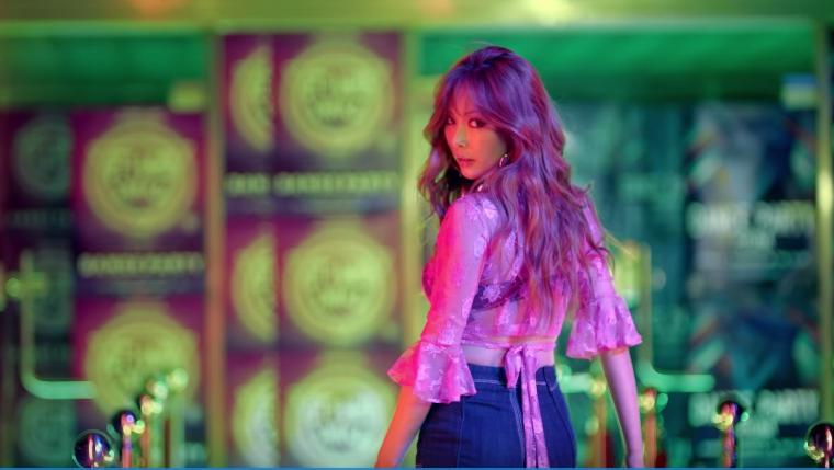 korean kpop idol singer 4minute hyuna how this hairstyle hairstyles for girls kpopstuff