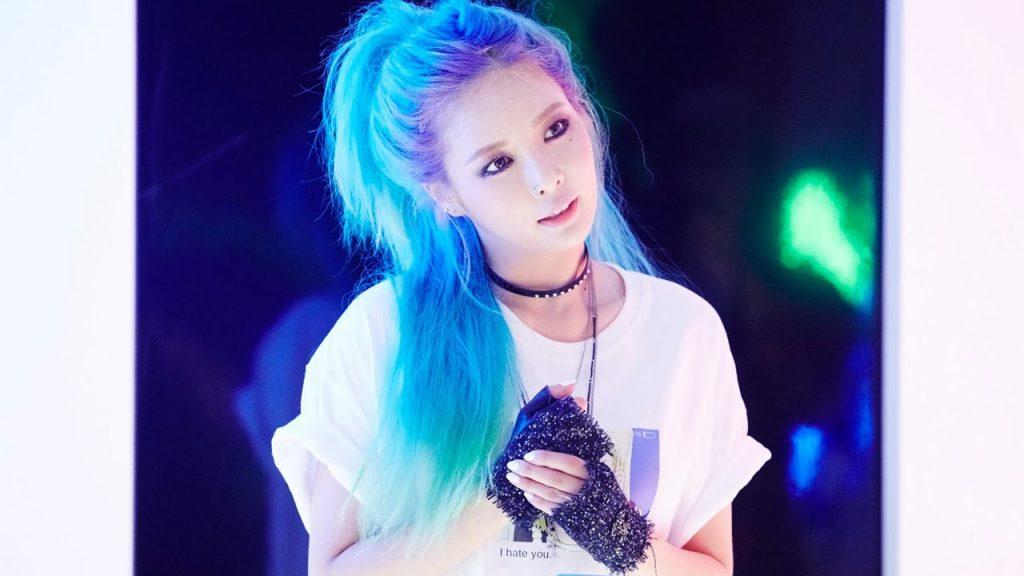 HYUNA'S HAIR THROUGH THE YEARS - Kpop Korean Hair and Style