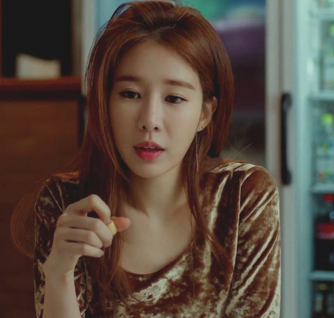 Yoo In Na S Goblin Hairstyle Kpop Korean Hair And Style