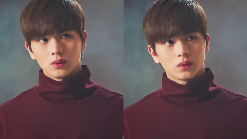 kpop korean boy group band yook sungjae's goblin hairstyle of btob kdrama actor goblin guardian hair color dye dandy cut hairstyles haircuts for guys kpopstuff