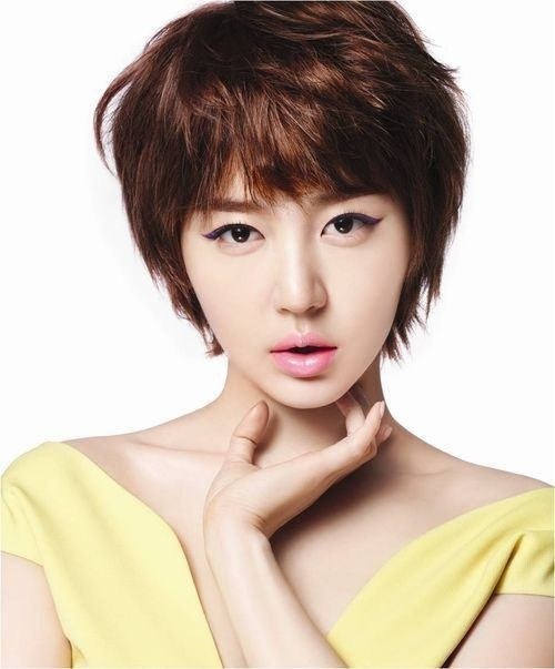 korean kdrama actress yoon eun hye short pixie cut haircut hairstyles for girls women kpopstuff