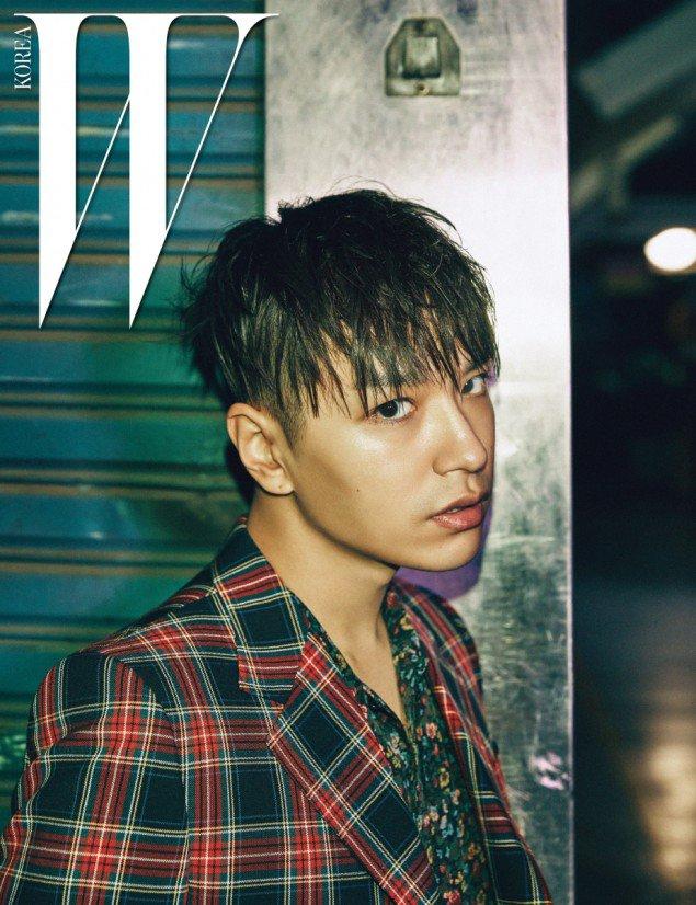 Smtm5 Simon Dominic S Two Block Cut Kpop Korean Hair And