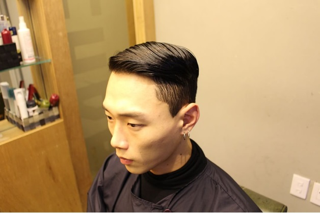 how to style your hair with pomade pomade hairstyles asian hair 7434