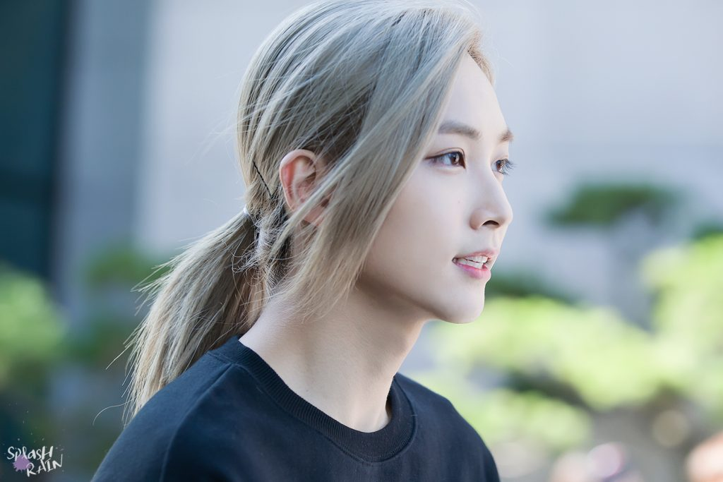 Seventeen Jeonghan S Envied Hair Kpop Korean Hair And Style