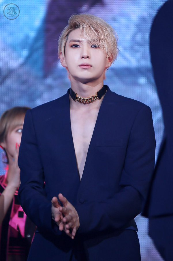 korea korean kpop idol boy band group vixx choker fashion chained up mv gold chain chokers for guys kpopstuff