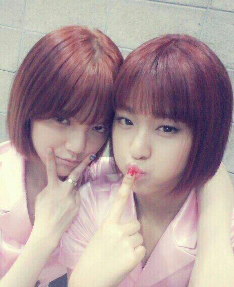 korea korean kpop idols girl group band aoa jimin seolhyun short bob haircut hairstyles for girls kpopstuff
