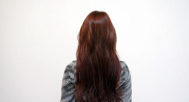korea korean kpop idols actresses trending winter hair colors dye pink brown hairstyles for girls kpopstuff backside look
