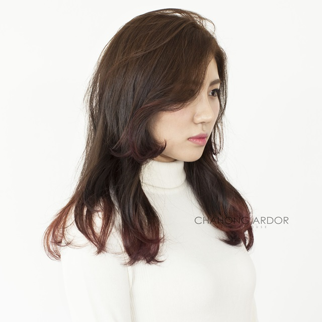 korea korean drama kdrama actress kpop idol girl group women's two block cut layered hairstyles for girls kpopstuff
