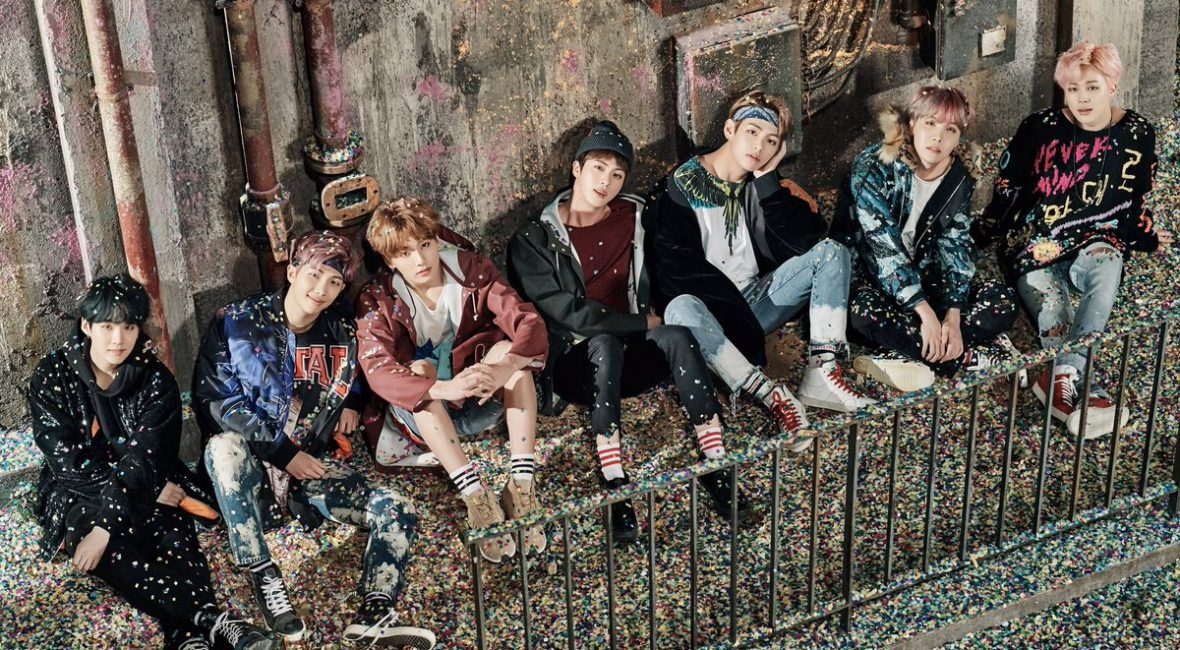 korea korean kpop idol boy band group BTS you never walk alone hairstyles group hairstyles for guys kpopstuff main