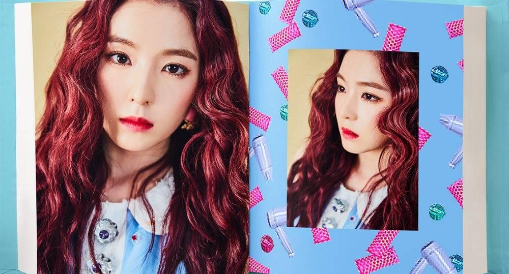 korea korean kpop idol girl group band red velvet's hairstyles rookie hair irene hairstyles for girls kpopstuff