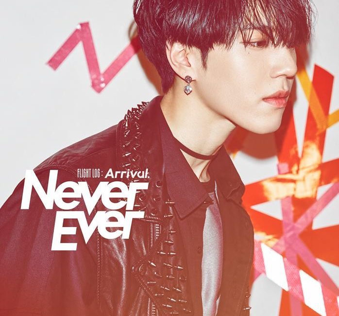 korea korean kpop idol boy band group got7 yugyeom's never ever hair flight log arrival mv black dyed dark colored hairstyles mv for guys kpopstuff main