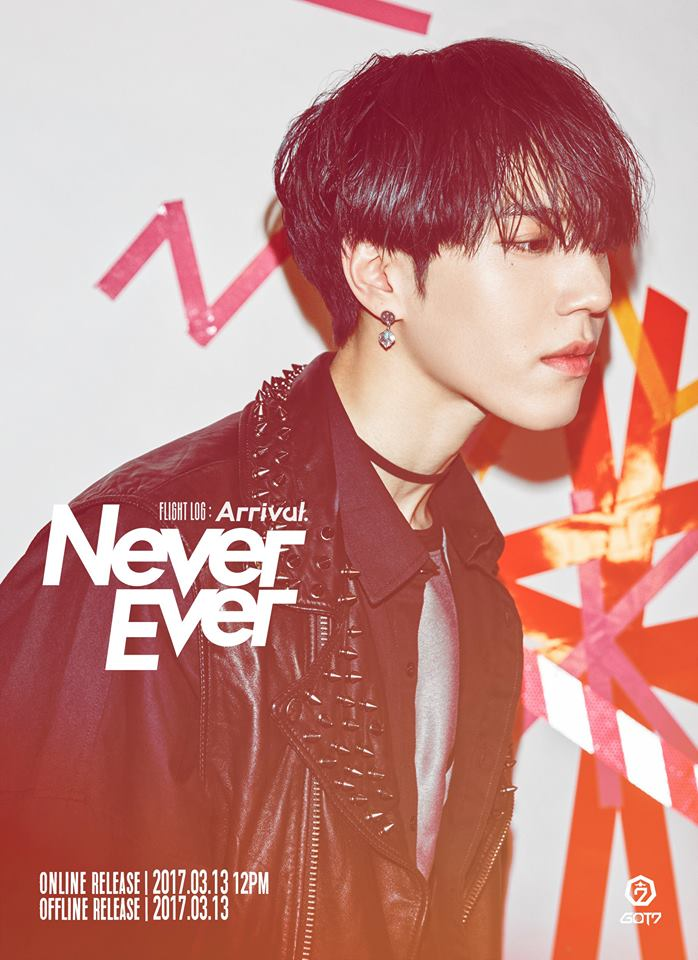 Got7 Yugyeom S Never Ever Hair Natural Black Kpop
