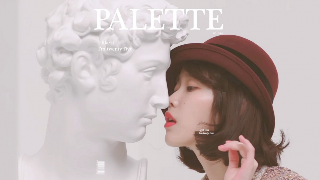 Iu Palette Hair Hairstyle Looks Archives Kpop Korean