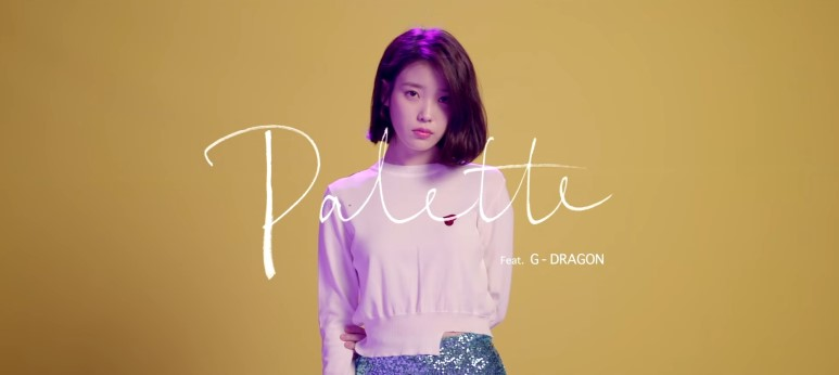 Iu Palette Gdragon Archives Kpop Korean Hair And Style