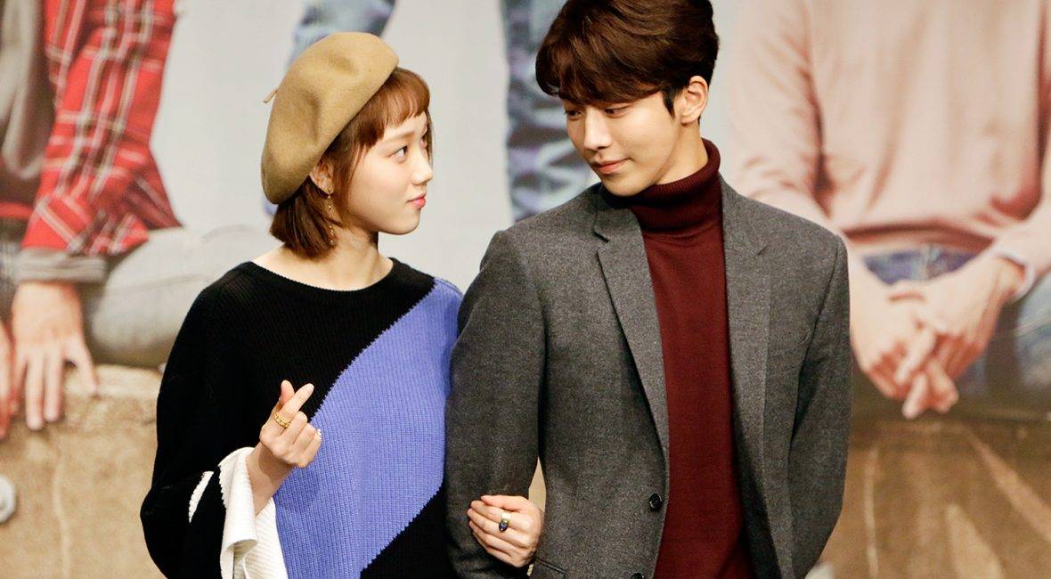 korea korean drama kdrama weightlifting fairy lee sung kyung & nam joo hyuk's couple looks fashion styles for girls guys men kpopstuff main