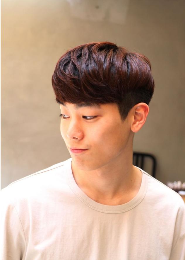 korea korean kpop idol boy band group haircuts the clean two block