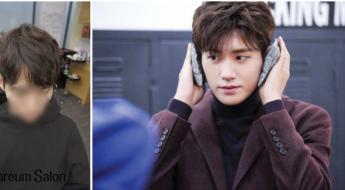 korea korean kpop idol boy band group park hyung sik's do bong soon hairstyle kdrama hair hairstyles for guys kpopstuff main