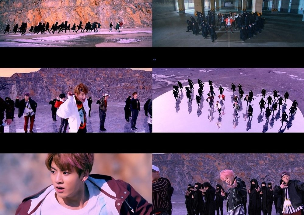 BTS NOT TODAY Bomber Fashion