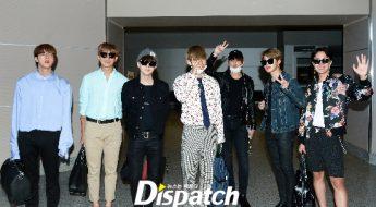 korea korean kpop idol boy band group bts bbma airport fashion bangtan boys billboard las vegas arrival style outfits guys men kpopstuff main