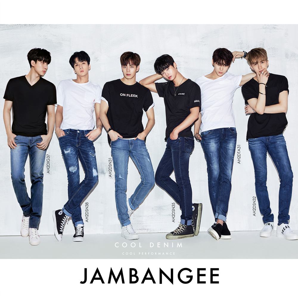 Vixx Denim Jean Fashion Summer Photoshoot For Jambangee