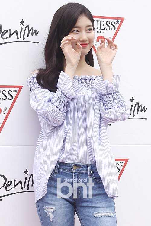 Miss A Suzy Guess Fansign Event Fashion Outfit Style Archives Kpop Korean Hair And Style