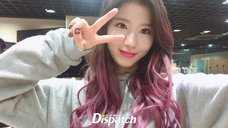Kpop Idol Twice Sana Hair Dye Color Hairstyles Girls Archives Kpop Korean Hair And Style